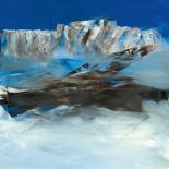Eislandschaft I