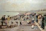 The Beach, Dieppe