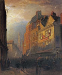 A Fire In Drury Lane
