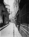 Paris, 1921 - Rue de lHotel-de-Ville