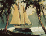 Sailboat, Santa Barbara