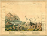 Comparative View of The Heights of The Principal Mountains In The World, 1816