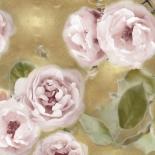 Roses on Gold I