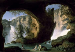 Italian Landscape with Bathers