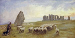 Returning Home, Stonehenge, Wiltshire