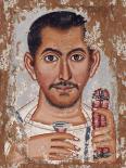 Mummy Portrait of a Bearded Man