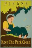 Please Keep the Park Clean, 1938
