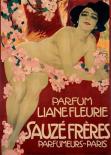 Parfum Liane Fleurie / Sauze Freres