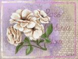 FLOWER CARD I