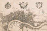 Plan of the City of London 172