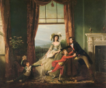 The Sitwell Children, 1787
