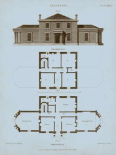 Chambray House and Plan I