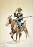 A Mounted Infantryman