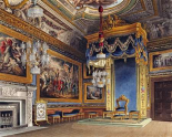 The Kings Audience Chamber, Windsor Castle