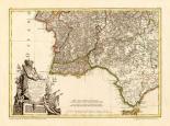 Portugal, Algarve meridionale, 1780