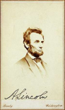 Abraham Lincoln, 1864