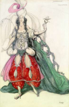Costume Design For Scheherazade