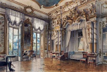 A Bedroom In The Tzars Palace, St. Petersburg