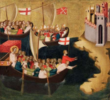 Arrival of Saint Ursula at Cologne