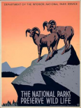 The National Parks Preserve Wild Life, ca. 1936-1939