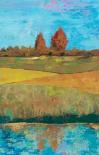 Impressionist Meadow I