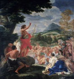 The Sermon of St. John the Baptist