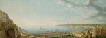 A View of the Bay of Naples, Looking Southwest from the Pizzofalcone towards Capo di Vintageilippo