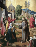 Christ Leaving The Holy Women
