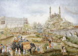 A Hunting Procession