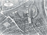 Plan of Paris 1730 - I
