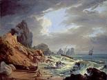 A Rocky Coastal Landscape