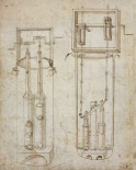 Folio 5: two piston pumps