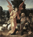 Annunciation To Joachim