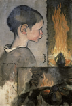 Profile of a Child (Profil dEnfant)