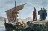 Christ Calling James and John