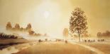 Misty landscape I