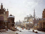 A Capriccio View of a Town