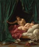 Mars and Venus, Allegory of Peace (Mars et Venus, allegorie sur la Paix)