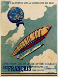 French Aviation: Commemorative Posters 1 of 3