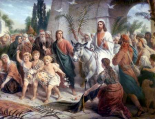 Christs Entrance into Jerusalem