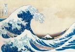Die gro�e Welle von Kanagawa