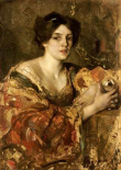 The Fortune Teller, Miss Jane Aitken