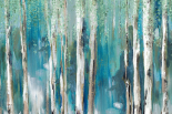 Cerulean Forest I