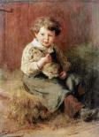 The Pet Rabbit