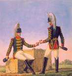 French Army, 1er Regiment de Cuirassiers