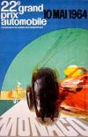 22e grand prix / 10 Mai 1964