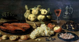 Still Life With Seafood