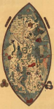 Genoese World Map