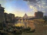 New Rome, Castel SantAngelo, 1823