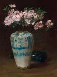 Pink Azalea – Chinese Vase